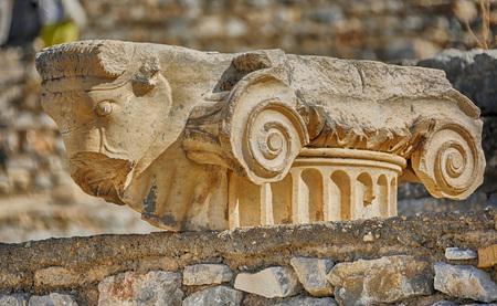 bullhead: Ephesus: Bull-head