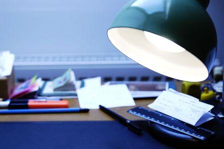 cramming: Desk