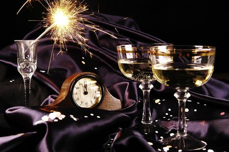 Happy New Year Stock Photo - 3432929
