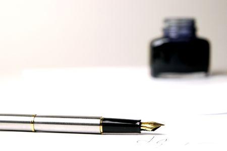 pen Stock Photo - 3447757