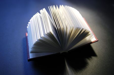 Open book Banco de Imagens