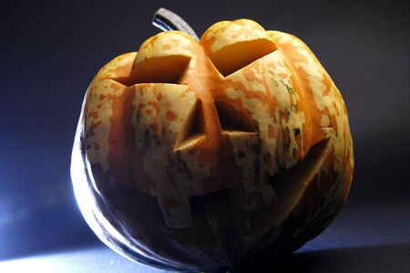 Halloween pumpkin Stock Photo - 4078290
