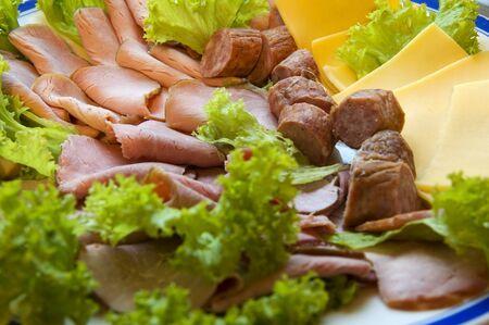 Ham and cheese Stock Photo - 4147094