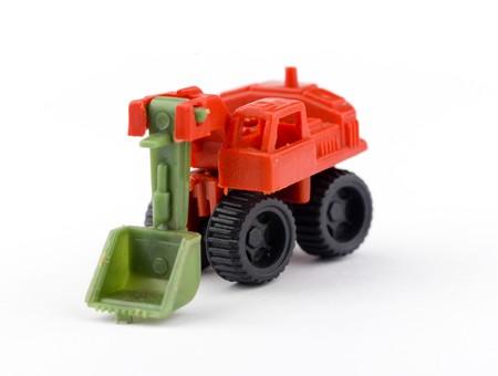 machine toy Stock Photo - 4299923