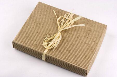Ecological present box photo