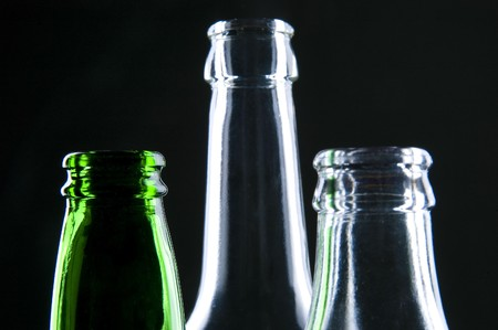 bottlenecks: bottles