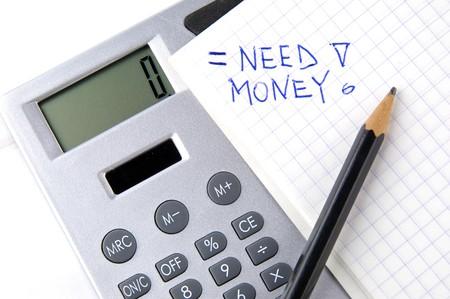 need money Stock Photo - 4569514