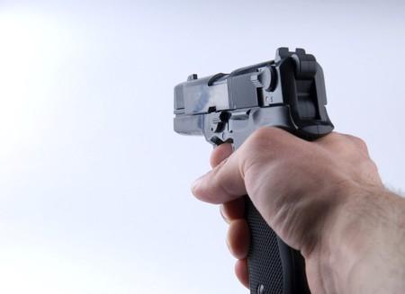 gun shoot photo
