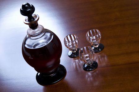 Carafe wine