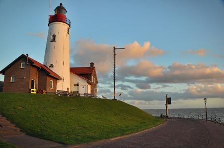 netherlands: September 2012, Urk, Netherlands.