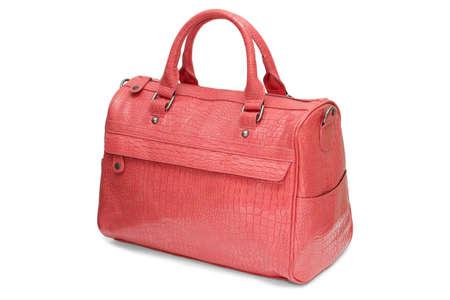 Female bag isolated on white background Stock fotó - 16720457