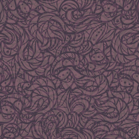 Abstract seamless pattern. Eps 8.