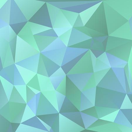 Triangles background.  Illustration