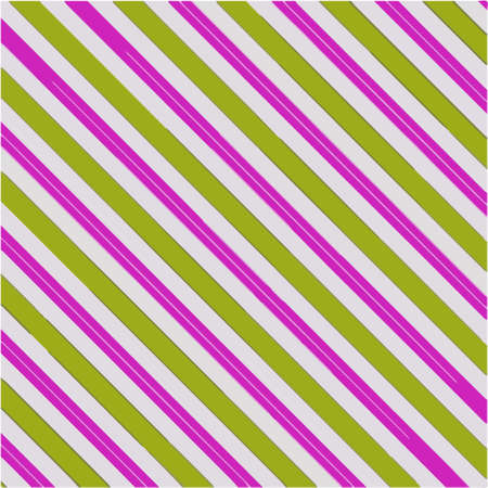 Diagonal multicolored stripes. abstract background.  イラスト・ベクター素材