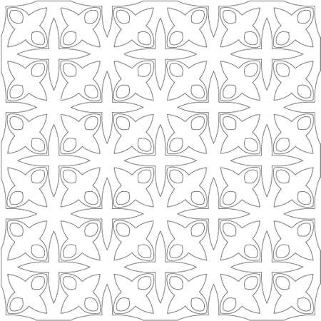 Vector geometric pattern. Repeating elements stylish background abstract ornament for wallpapers and