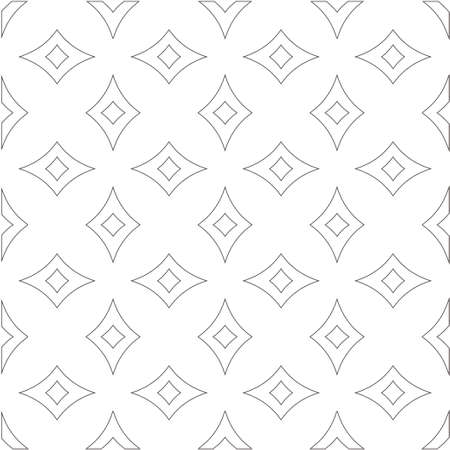 Vector geometric pattern. Repeating elements stylish background abstract ornament for wallpapers and Vecteurs