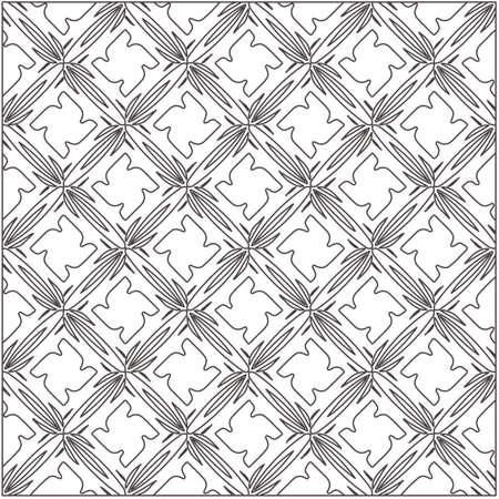 Design monochrome grating pattern, black and white patterns. black otnament.
