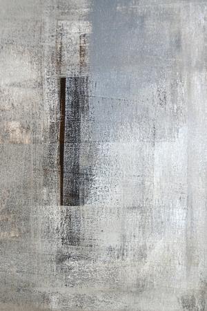 Brown e Grey arte astratta pittura Archivio Fotografico - 21784150