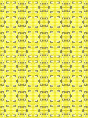 cor: Grey and Yellow Pattern Stock Photo