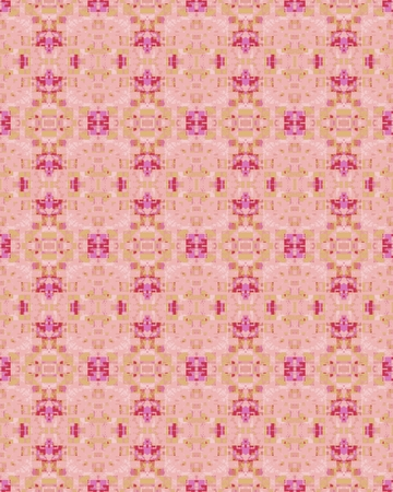 cor: Pink and Coral Pattern Stock Photo