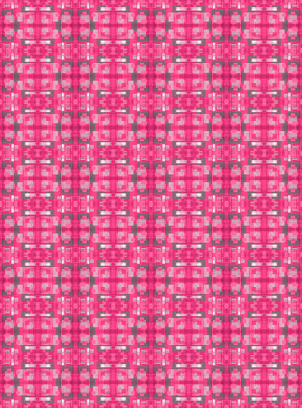 cor: Pink and Grey Pattern
