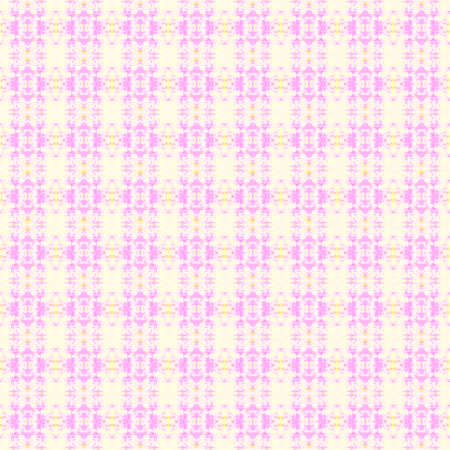 cor: Pink and Yellow Pattern