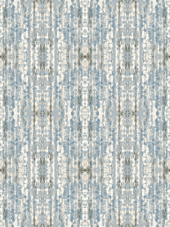 cor: Blue and Beige Pattern