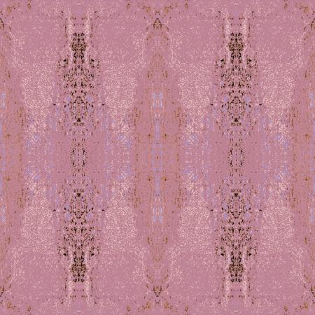 cor: Rose Pink Pattern