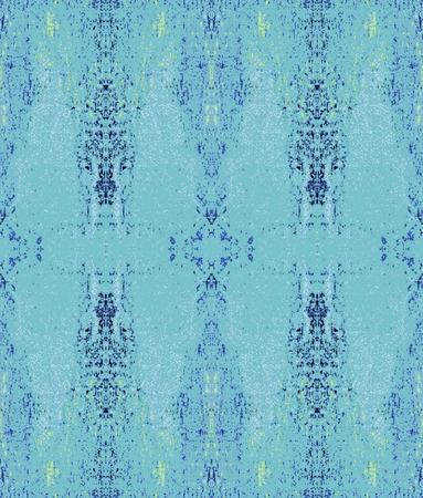 Turquoise Pattern Stock Photo