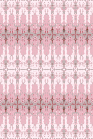 cor: Rose Pink Pattern