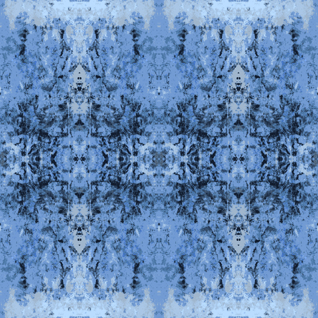 cor: Blue Background