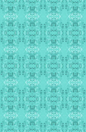 cor: Turquoise Pattern Stock Photo