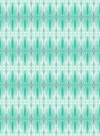 cor: Green and Grey Pattern