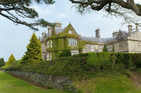 eire: View of Muckross estate, Ireland