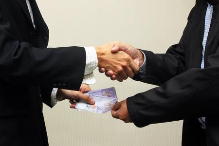 Business trade concept