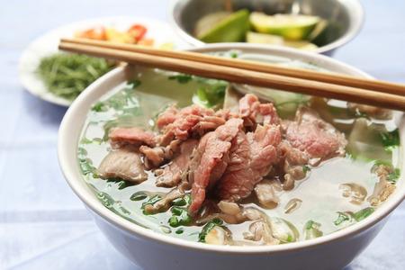 베트남 쇠고기 국수 스프, 포보