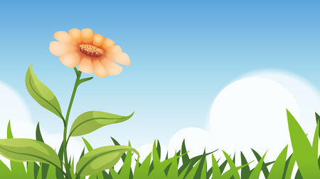 Flower EPS10 vector Ilustração