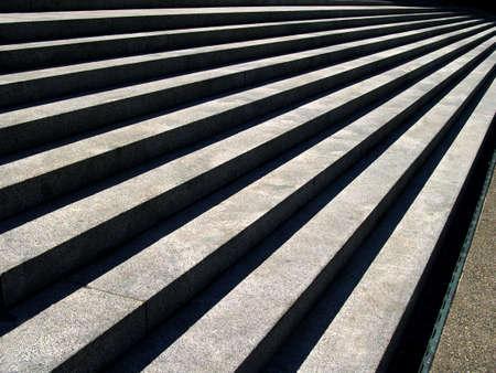 Stone steps Reklamní fotografie