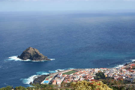 canarias: Garachico. Town in Tenerife island, Canarias