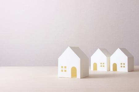model van het huis
