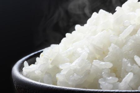 Japanse rijst Stockfoto