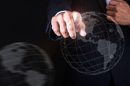 energy work: global business