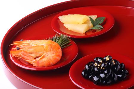 Osechi, traditioneel Japans eten