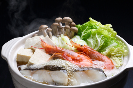 Japanese Seafood pot