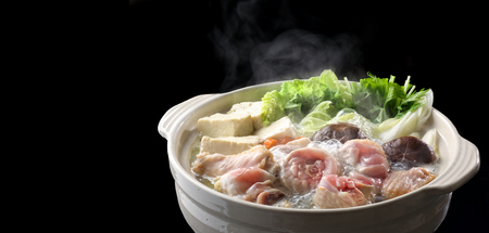 Japanese chicken Hot pot