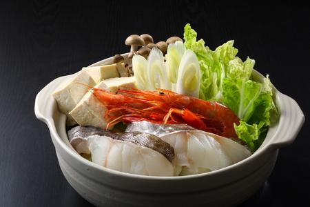 Japanese Seafood pot