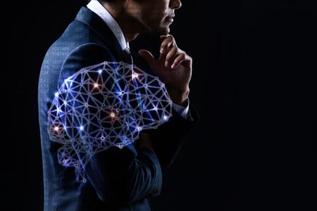artificial intelligence concept Stock fotó