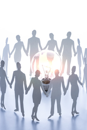 Concept of business idea