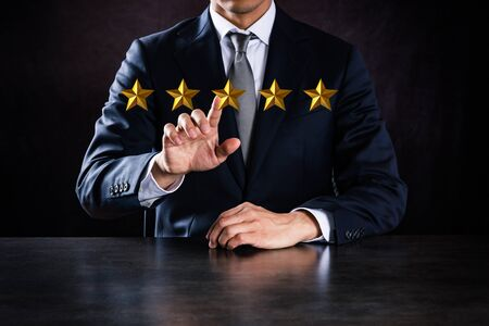 Image of five star rating