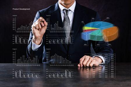 Konzept des Unternehmensmarketings